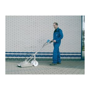 "Rotating weed cleaner 1/2""fem."