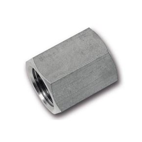 "RVS Sok 250bar 1/4"" BSP"